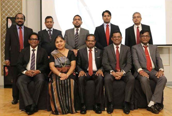 Farewell for Consul General of Sri Lanka His Excellency Charitha Yattogoda